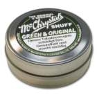 Mc Christal's Snuff Green & Original mit CBD