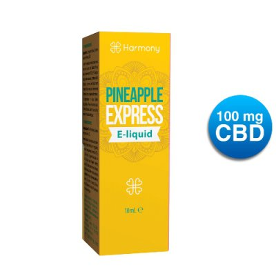 Harmony Pineapple Express CBD E-Liquid 100mg/10ml