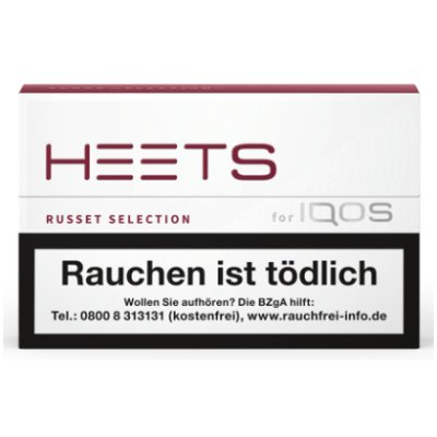HEETS Terra Selection Tobacco Sticks